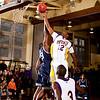 Boys Varsity Basketball v columbus 1-14-09-18