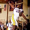 Boys Varsity Basketball v columbus 1-14-09-10