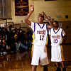 Boys Varsity Basketball v columbus 1-14-09-19