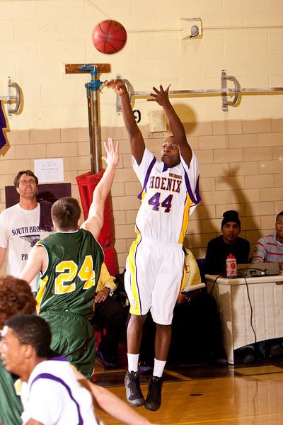 Boy Varsity Basketball 1-16-09-121