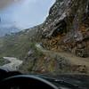 The road to Tarashing, near Astore, Gilgit Baltistan