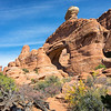 Tower Arch, Arches National Park.