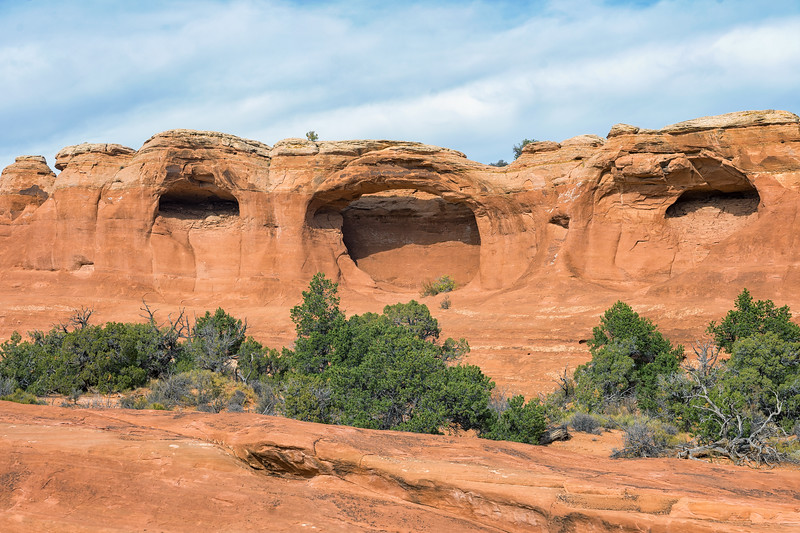 Tapestry Arch, Arches National Park