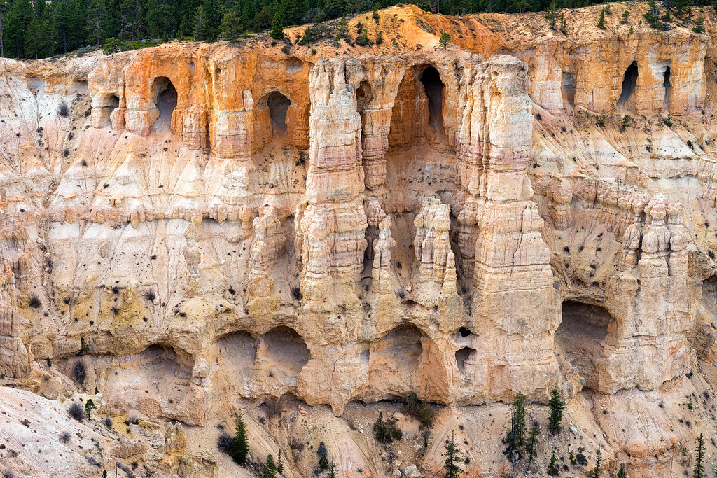 View from Bryce Point, Bryce Canyon National Park