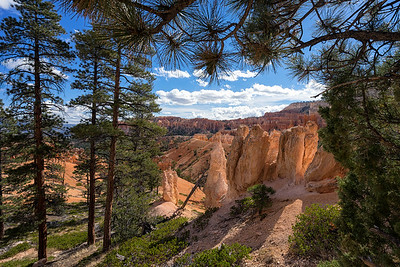The Peekaboo Loop Trail, Bryce Canyon National Park