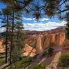 The Peekaboo Loop Trail, Bryce Canyon National Park