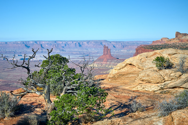 Island in the Sky District, Canyonlands National Park.