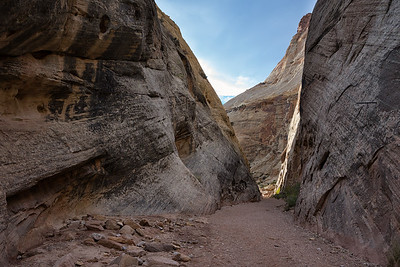 Capitol Gorge, Capitol Reef National Park