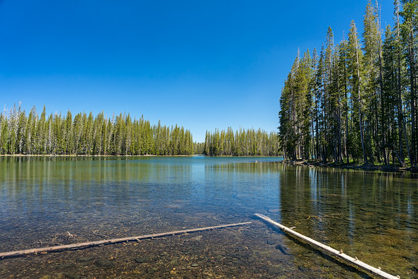 Long Lake, Caribou Wilderness