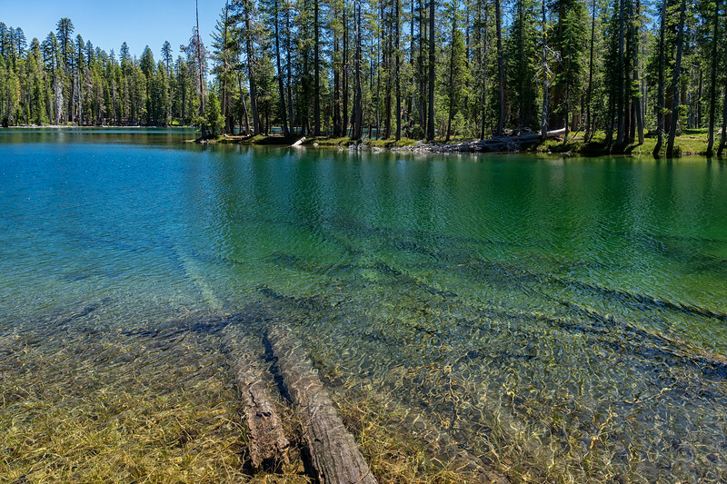 Posey Lake, Caribou Wilderness