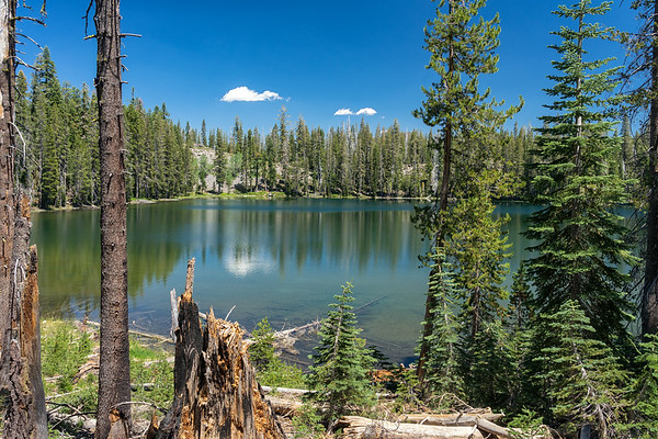 Beauty Lake, Caribou Wilderness