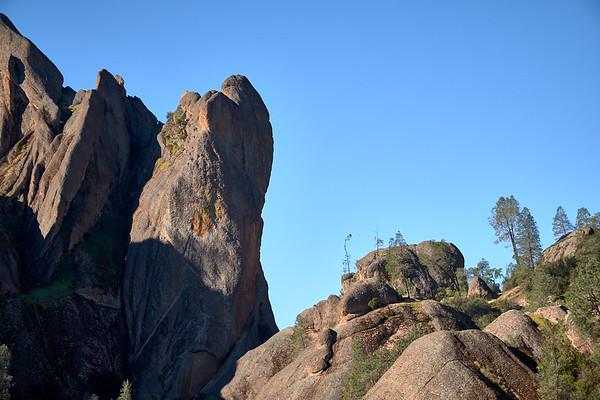 Old Pinnacles Trail