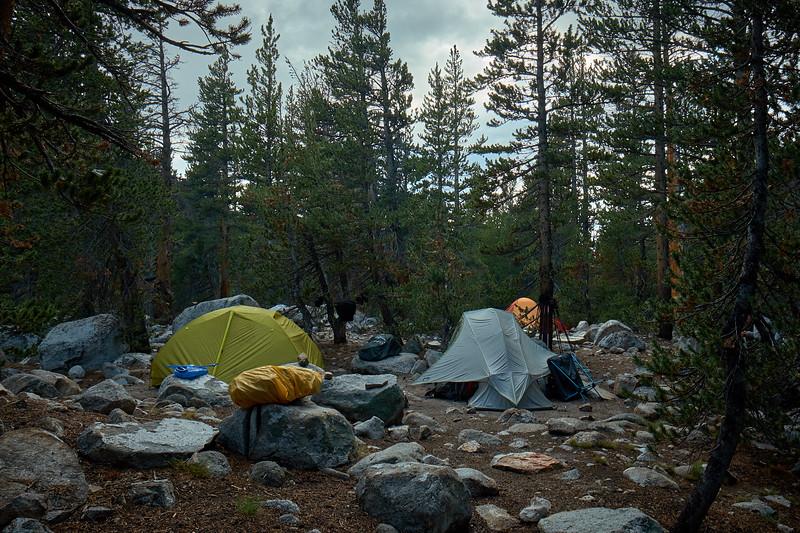 wallace creek camping