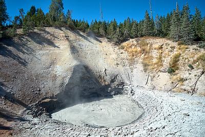 Mud Volcano in Yellowstone National Park