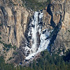 Bridalveil Falls from Tunnel View, Yosemite National Park