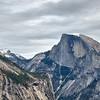Half Dome from the Yosemite Falls trail.