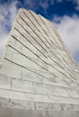 The Wright Brothers National Memorial at Kill Devil Hills