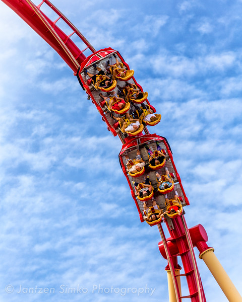 Hollywood Rip Ride Rockit - Universal Studios Florida