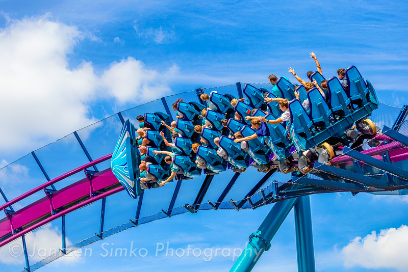 Mako - Sea World Orlando