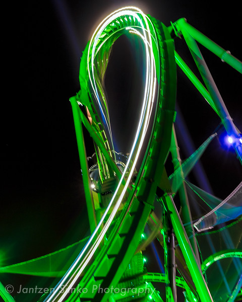 Hulk - Islands of Adventure - Universal Studios Florida