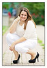 """Hilliary truly is great at what she does! I had so much fun doing my shoot with her, she really does make it all about you and it shows in the pictures! Thanks Hilliary!""<br /> 					<br /> -Erin Steininger, High School Senior"