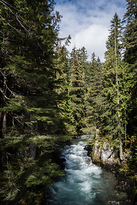 cheakamus river