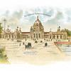Pan-American Exposition Buffalo, New York: Government BLDG., undated - 18.19