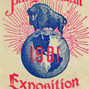 1901 Pan-American Exposition. Buffalo the Electric City.