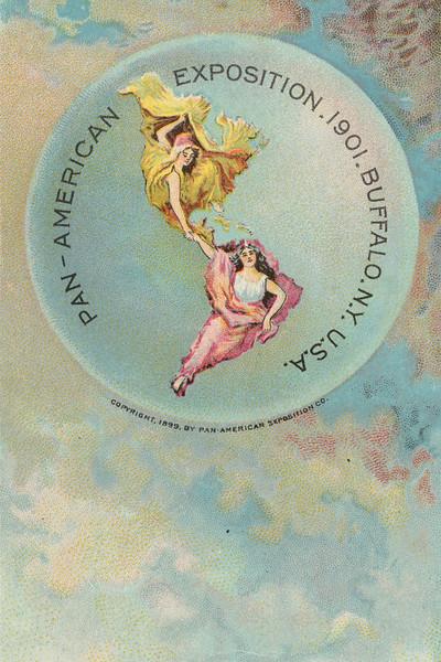 Souvenir Card: Pan-American Exposition, 1901. - 14.48