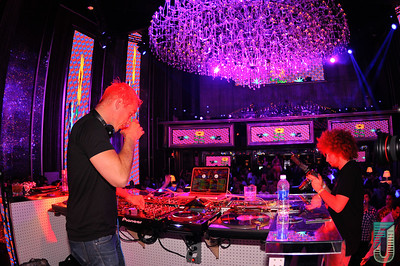 Diplo / DJ Benzi's birthday at Bamboo Lounge South Beach