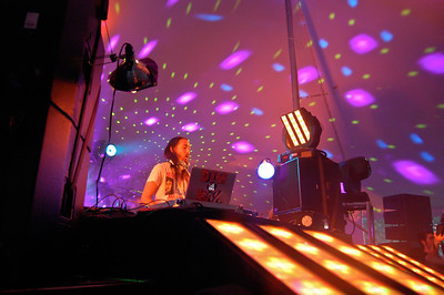 Steve Aoki / Electric Zoo 09