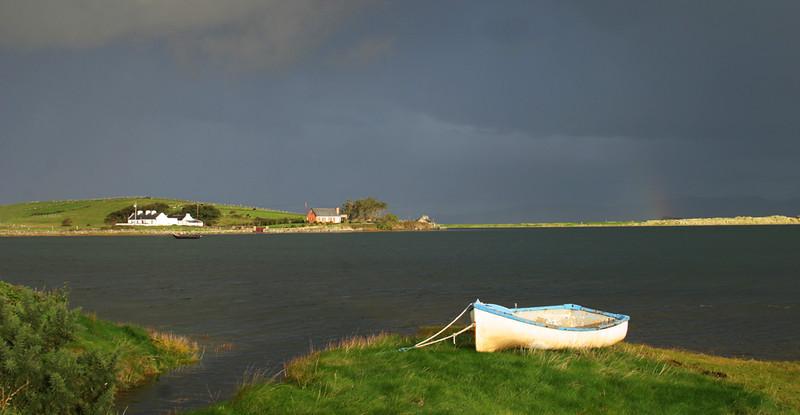 Ireland lakeshore