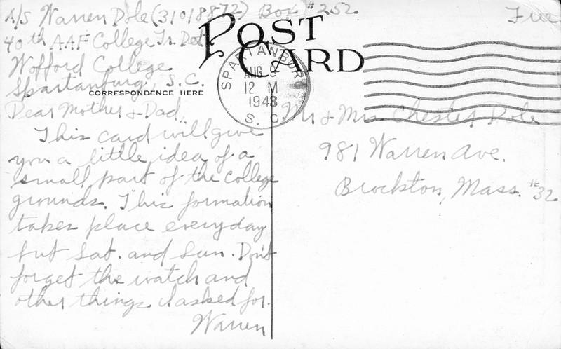 AirCrew1943Postcard_back