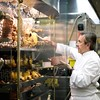 Rotisol rotisserie machine installed at Café Boulud