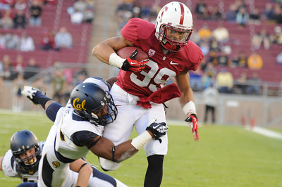 Stanford vs Cal, big game.  November 2013.