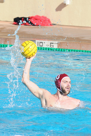 Stanford Water Polo.  Final Home Game.  November 2013