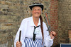 12 SEP 2020 – Pictured:  Sue Serjeant - Harwich Redoubt Fort – Heritage Open Days – Photo Copyright © Maria Fowler 2020