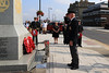 03 SEP 2021 – PICTURED: Rodney Gates, Chairman, Merchant Navy Association Harwich & District - Merchant Navy Day, wreath laying – The Quay, Harwich – Photo Copyright © Maria Fowler 2021