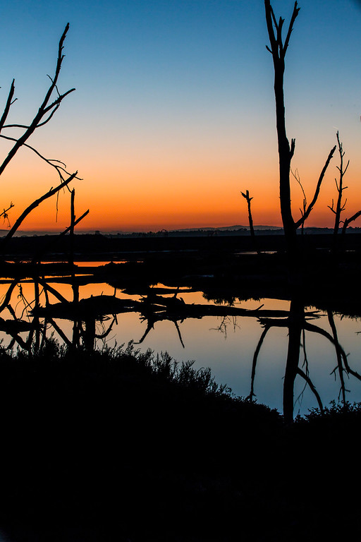 Sunrise Across The Sacred Land