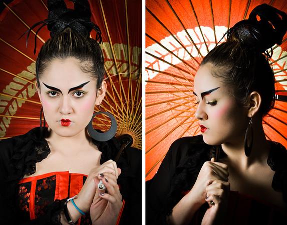 CaliforniaMakeupClasses Photo Keywords: special effects makeup schools