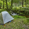 This peaceful campsite, where I spent my second night, is a 10-minute walk north of Rowardennan Hotel