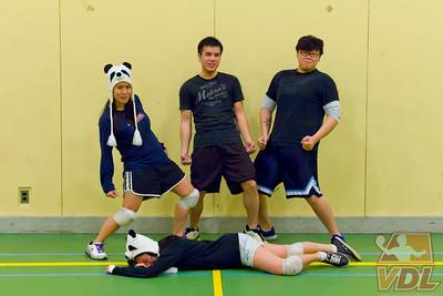 VDLS15 - Sleepy Thrusting Pandas 1