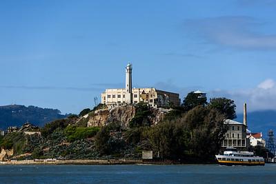 Alcatraz Tour, San Francisco