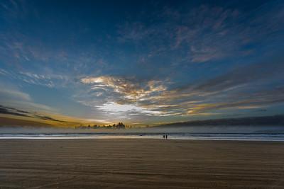Sunset, Oceano, California