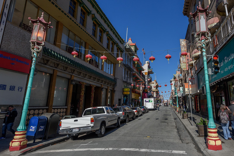 Chinatown, San Francsico