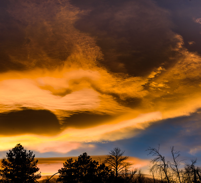 Sunset West Boulder