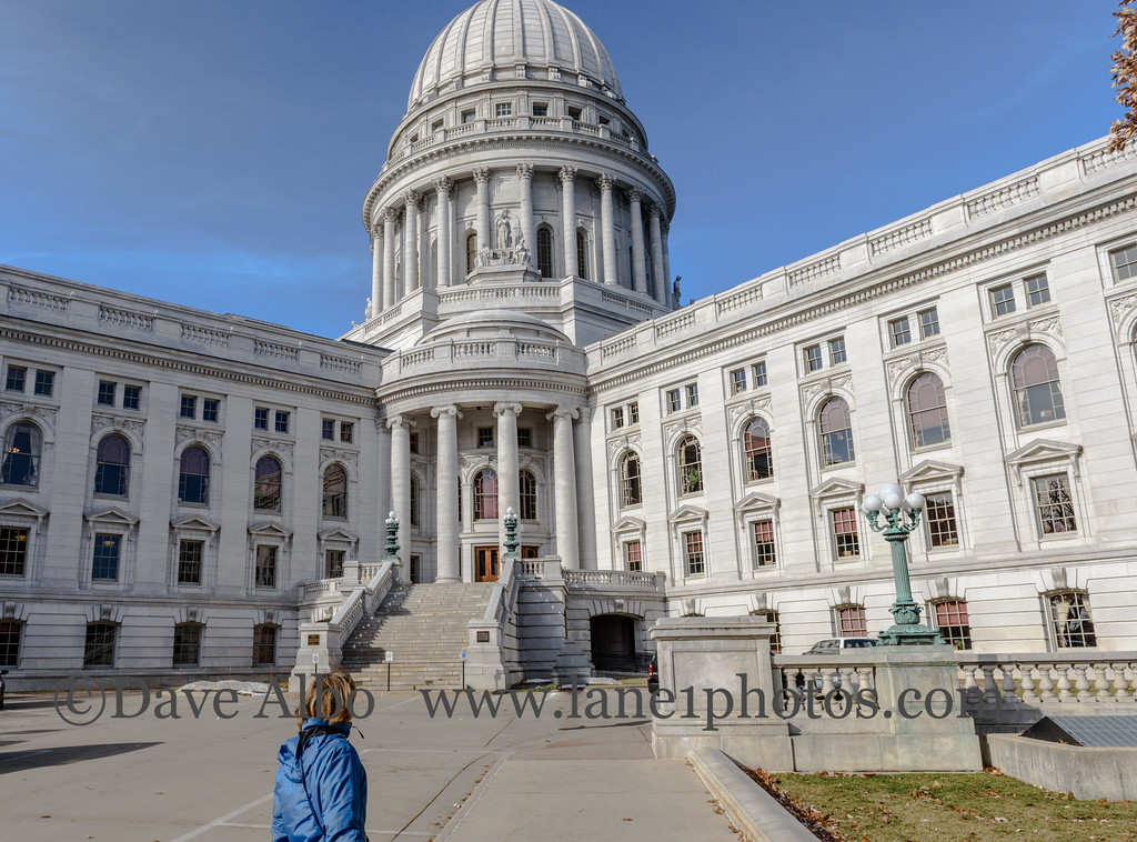 State Capital, Madison Wisconsin
