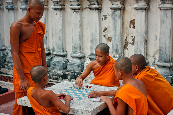 Monk's game