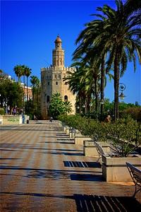 Torre Del Oro, Sevilla, Spain