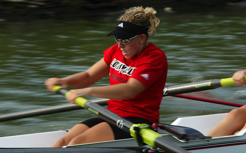 ROWING 2008-09 SETUP ACTION